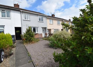 Thumbnail 3 bed terraced house for sale in Milnroy Road, Thurnby Lodge, Leicester