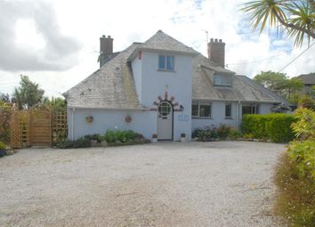 Thumbnail 5 bedroom detached house for sale in Fore Street, Lelant, St. Ives