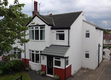 Thumbnail 4 bed semi-detached house to rent in Brownberrie Drive, Horsforth, Leeds