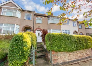 Thumbnail 3 bed terraced house for sale in Queen Isabels Avenue, Coventry