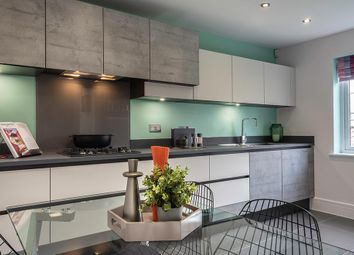 """Thumbnail 3 bed detached house for sale in """"The Kilmington"""" at Greenhill Road, Coalville"""