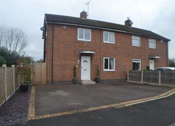 Thumbnail 3 bedroom semi-detached house for sale in Cavendish Close, Shardlow, Derby