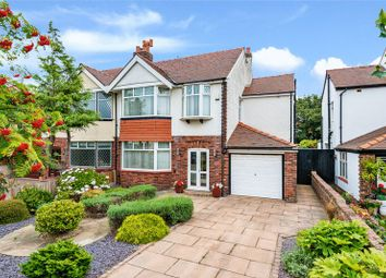Thumbnail 4 bed semi-detached house for sale in Dunbar Crescent, Birkdale, Southport