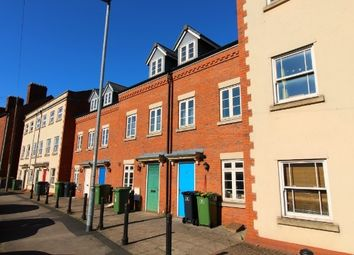 Thumbnail 4 bed town house to rent in Newtown Road, Hereford