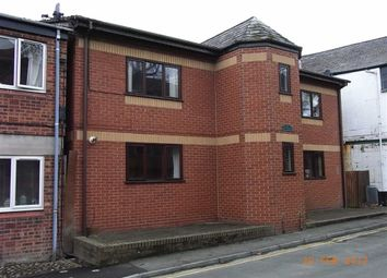 Thumbnail 1 bed flat to rent in Flat 2A Ty Nant Werdd, Frolic Street, Frolic Street, Newtown, Powys
