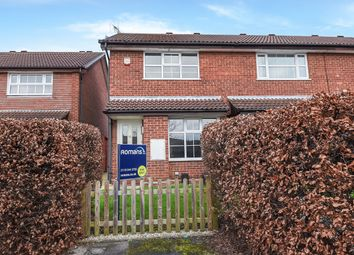 Thumbnail 2 bed end terrace house to rent in Armstrong Way, Woodley, Reading