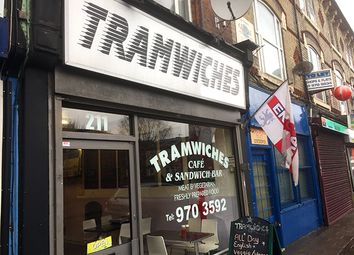 Thumbnail Restaurant/cafe for sale in Radford Road, Nottinghamshire