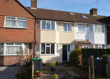 Thumbnail 2 bed terraced house for sale in Pembury Avenue, Worcester Park