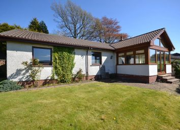 Thumbnail 3 bed detached bungalow for sale in The Old Station, Rumbling Bridge