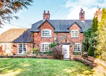 Thumbnail 3 bed semi-detached house for sale in Church Hill, Weeford, Lichfield