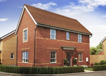 "Thumbnail 3 bed detached house for sale in ""Moresby"" at Lancaster Avenue, Watton, Thetford"