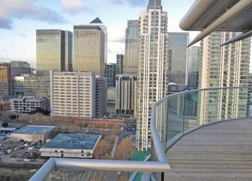 Thumbnail 2 bed flat to rent in Ability Place, Millharbour