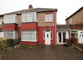 Thumbnail Semi-detached house for sale in Ilfracombe Avenue, Newcastle Upon Tyne