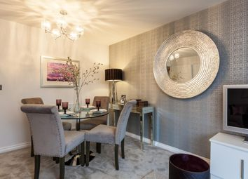 """Thumbnail 3 bed semi-detached house for sale in """"Folkestone"""" at Weston Hall Road, Stoke Prior, Bromsgrove"""