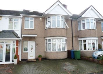Thumbnail 4 bed terraced house for sale in Brampton Grove, Kenton