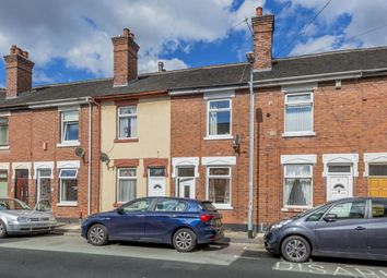 Thumbnail 2 bed terraced house to rent in Marriott Street, Stoke-On-Trent