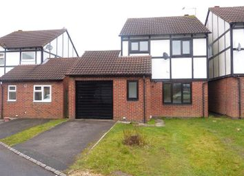 Thumbnail 4 bedroom detached house to rent in Thistledown Close, Cheltenham