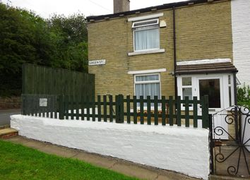 Thumbnail 1 bed cottage for sale in Green Street, Oakenshaw, Bradford