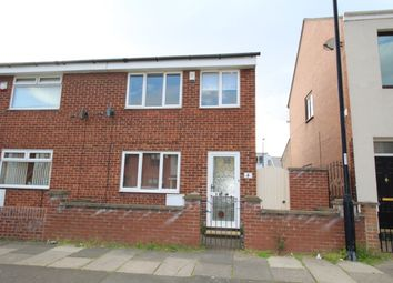 Thumbnail 3 bed terraced house for sale in Oswald Terrace West, Castletown, Sunderland