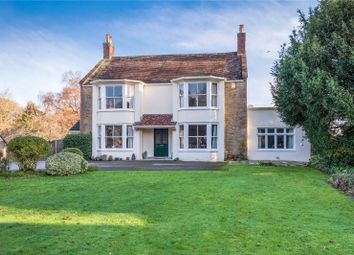 Thumbnail 4 bed detached house for sale in East Street, West Coker, Somerset