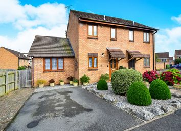 Thumbnail 3 bed semi-detached house for sale in Mellons Close, Newton Abbot