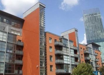 Thumbnail 2 bedroom flat to rent in Deansgate, Manchester