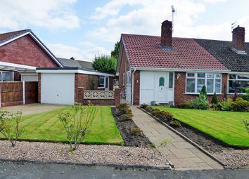 Thumbnail 3 bedroom bungalow for sale in Swanage Avenue, Offerton, Stockport