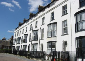 Thumbnail 1 bed flat to rent in Westcliffe Terrace, Seaton