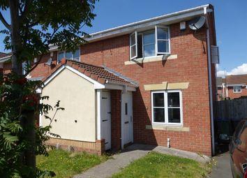 Thumbnail 2 bedroom semi-detached house to rent in Addington Way, Tividale, Oldbury