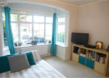 Thumbnail 2 bed flat for sale in Lenham Road, Sutton