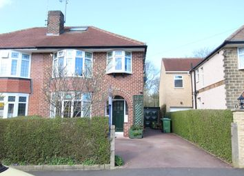 Thumbnail 3 bed semi-detached house for sale in Norton Park View, Sheffield