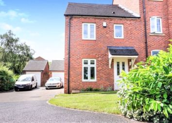 3 bed terraced house for sale in Brattice Drive, Swinton, Manchester M27