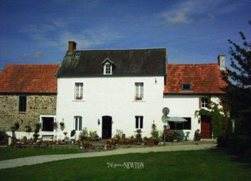 Thumbnail 4 bed property for sale in Le Plessis Lastelle, 50250, France