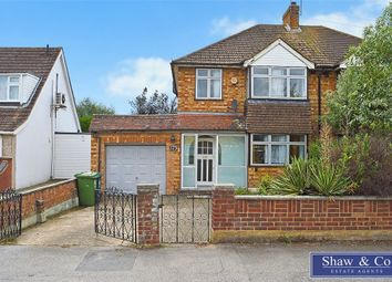 Thumbnail 3 bed semi-detached house for sale in Stanwell Road, Ashford, Surrey