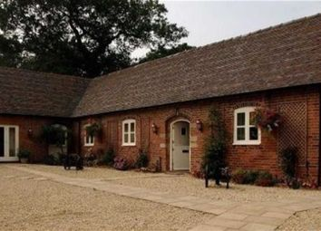 Thumbnail 3 bed barn conversion to rent in Netley Old Hall Farm, Netley, Shrewsbury