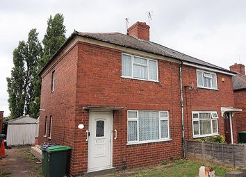 Thumbnail 3 bed semi-detached house for sale in Jowetts Lane, West Bromwich
