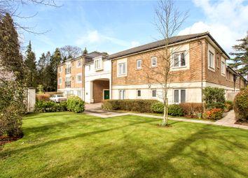Thumbnail 2 bedroom flat for sale in Paynetts Court, Weybridge, Surrey
