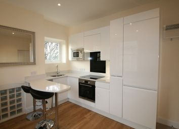 Thumbnail 2 bed flat to rent in Foxhanger Court, Farnham Road, Guildford