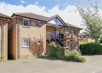 Thumbnail 1 bed flat for sale in Wheatcroft Close, Beanhill, Milton Keynes, Bucks