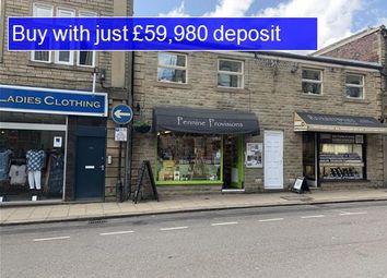 Retail premises for sale in Crown Street, Hebden Bridge HX7
