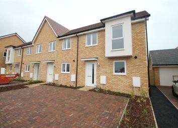 Thumbnail 2 bed end terrace house for sale in Richardson Way, Littlehamopton, West Sussex