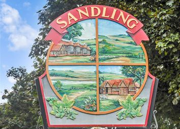 Thumbnail 4 bed detached house for sale in Tyland Lane, Sandling, Maidstone, Kent