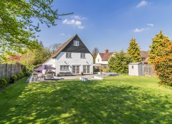 Thumbnail 6 bed detached house for sale in Baldock Road, Letchworth Garden City