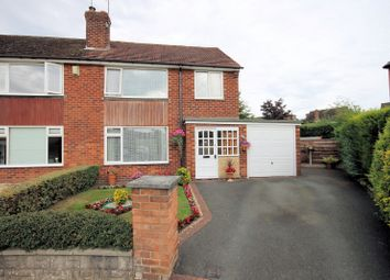 Thumbnail 3 bed property for sale in Mead Close, Knutsford