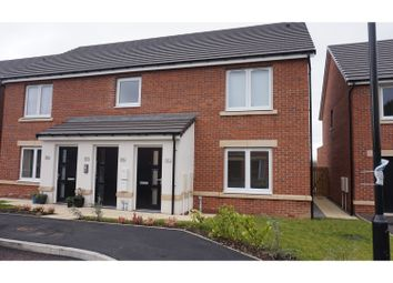 Thumbnail 1 bed flat for sale in Hornbeam Close, Durham