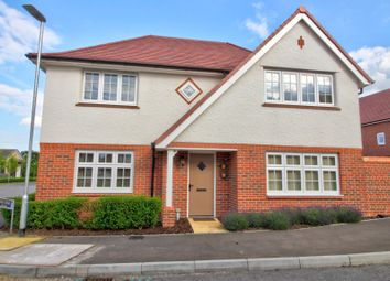 Thumbnail 4 bedroom detached house for sale in Bond Road, Sittingbourne