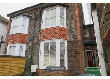 Thumbnail 4 bedroom terraced house to rent in Shrewsbury Road, Redhill