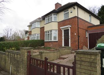 Thumbnail 3 bed property to rent in Thimblemill Road, Bearwood, Smethwick