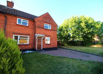 Thumbnail 3 bed semi-detached house to rent in Middle Way, Watford
