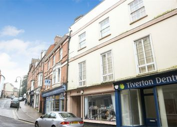 Thumbnail 2 bed flat for sale in 14-16 Angel Hill, Tiverton, Devon